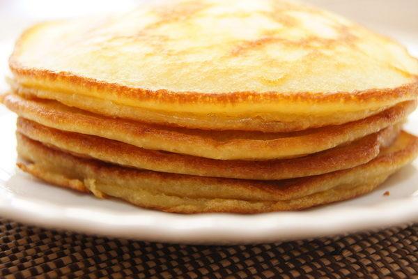 Naleśniki po amerykańsku (pancakes)