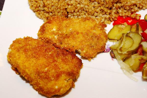 Kurczak w musztardzie Dijon