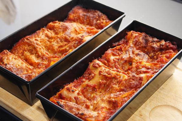 Moja Lasagne