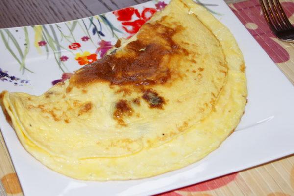 Omlet – przepis podstawowy