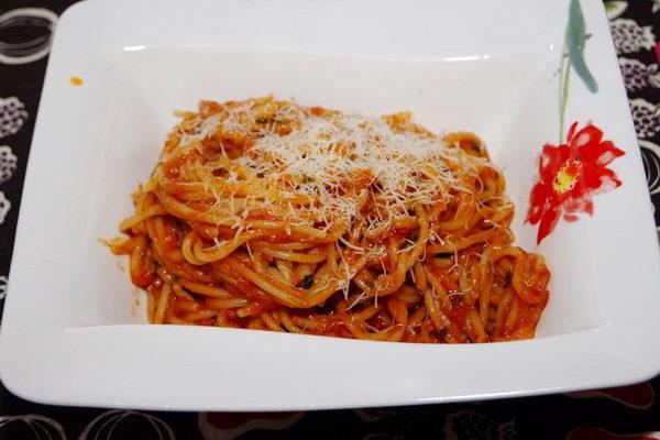 Proste Spaghetti Fra Diavolo